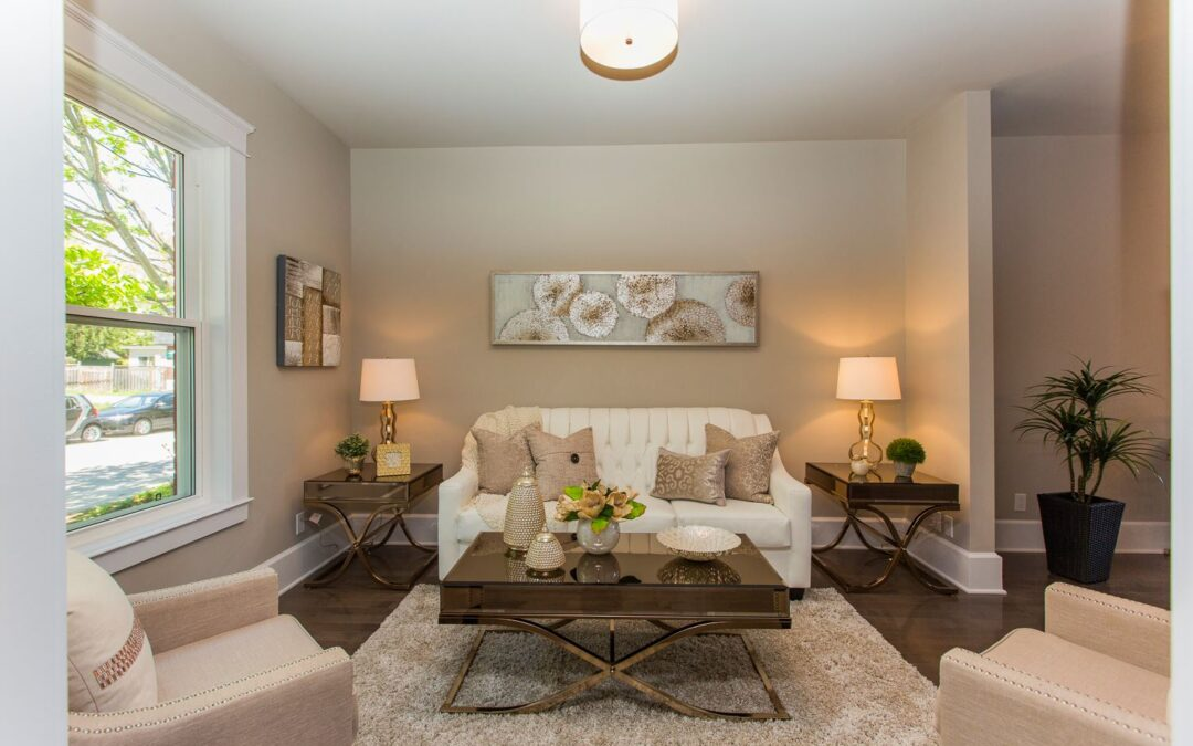 Why Neutral's are the Perfect Staging 'Go To' Colours